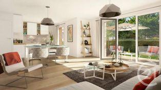 Annonce vente Appartement avec garage lyon 8eme arrondissement
