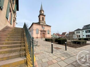 Annonce vente Appartement wintzenheim