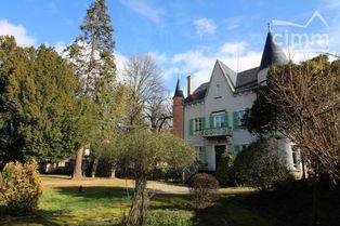 Annonce vente Château avec garage veyre-monton
