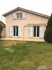 Annonce vente Maison avec garage ambérieu-en-bugey