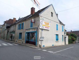 Annonce vente Maison avec cave châteauneuf-sur-cher