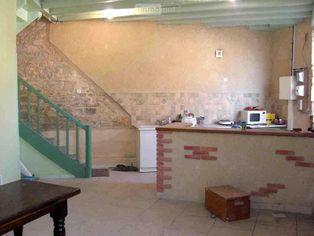 Annonce vente Maison avec cuisine ouverte châteauneuf-sur-cher