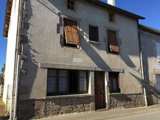 Annonce vente Maison avec grenier sornac