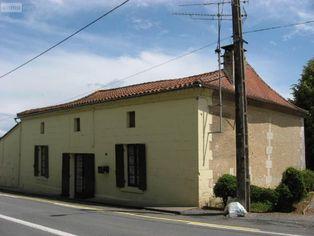 Annonce vente Maison de plain-pied saint-aulaye