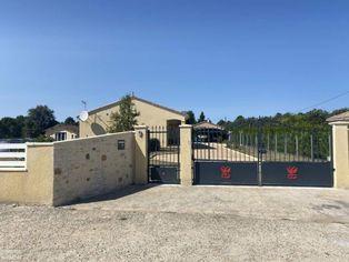 Annonce vente Maison avec garage manzac-sur-vern