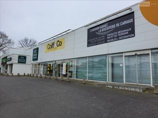Annonce location Local commercial avec parking carhaix-plouguer
