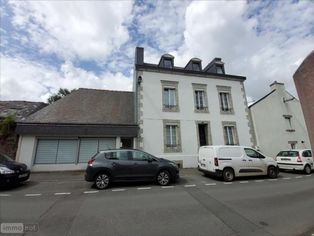 Annonce vente Maison carhaix-plouguer