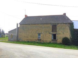 Annonce vente Maison avec cheminée illifaut