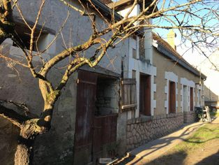 Annonce vente Maison avec garage saint-cyran-du-jambot
