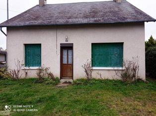 Annonce vente Maison avec garage fréteval