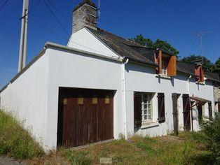 Annonce vente Maison avec garage javron-les-chapelles