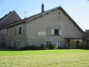 Annonce vente Maison avec garage neuvelle-lès-la-charité