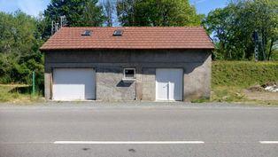 Annonce vente Parking avec garage étang-sur-arroux