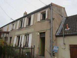 Annonce vente Maison avec cave saint-bérain-sur-dheune