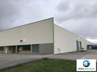 Annonce location Local commercial roye