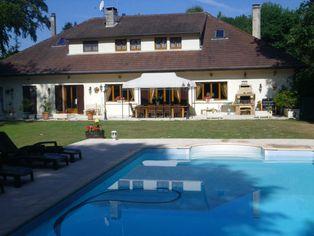 Annonce vente Maison avec piscine lamorlaye