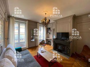 Annonce vente Appartement rénové lyon 2eme arrondissement