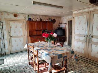 Annonce vente Maison avec garage anrosey
