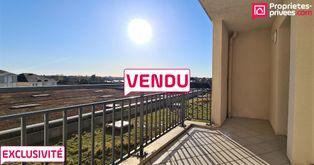 Annonce vente Appartement avec parking saint-barthélemy-d'anjou