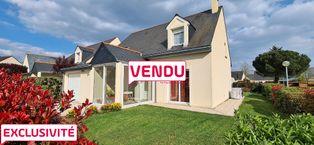 Annonce vente Maison avec garage saint-barthélemy-d'anjou