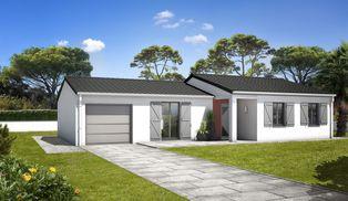 Annonce vente Maison avec garage cazedarnes