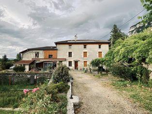 Annonce vente Maison avec buanderie saint-marcellin