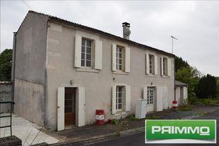 Annonce vente Maison avec garage châteaubernard