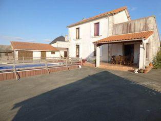 Annonce vente Maison avec garage souvigné