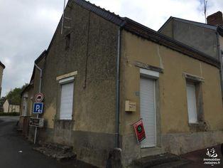 Annonce vente Maison avec garage sargé-sur-braye