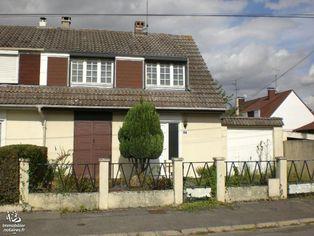Annonce vente Maison avec garage hombleux