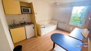 Annonce location Appartement avec bureau rouen