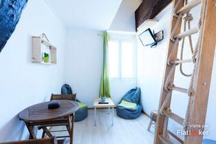 Annonce location Appartement avec mezzanine paris 1er arrondissement