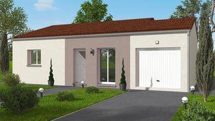 Annonce vente Maison avec garage saint-sulpice-les-feuilles
