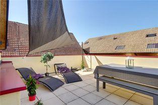 Annonce vente Appartement avec terrasse rixheim
