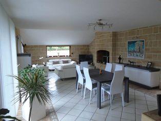 Annonce vente Maison avec cheminée lecelles