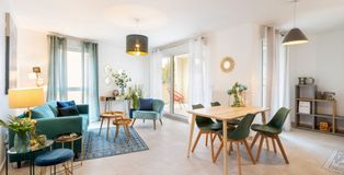 Annonce vente Appartement avec terrasse rillieux-la-pape