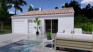Annonce location Maison de plain-pied méjannes-lès-alès