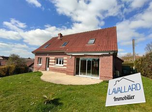 Annonce vente Maison avec jardin auxi-le-château
