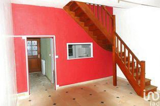 Annonce vente Maison avec terrasse saint-fargeau