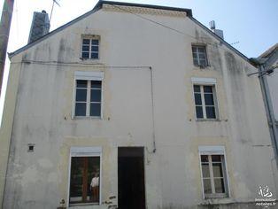Annonce vente Maison avec cave bogny-sur-meuse