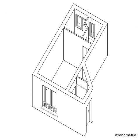 Appartement a louer colombes - 1 pièce(s) - 19 m2 - Surfyn