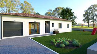 Annonce vente Maison avec garage ayguesvives
