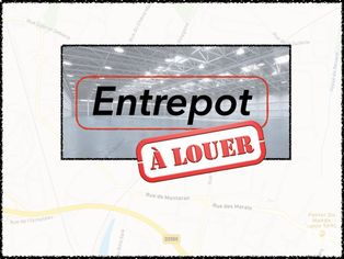 Annonce location Local commercial avec box saran