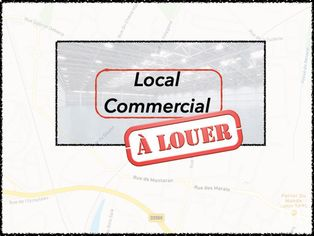 Annonce location Local commercial avec parking saran