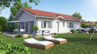 Annonce vente Maison avec garage aiton