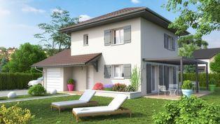 Annonce vente Maison grésy-sur-aix