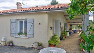 Annonce vente Maison avec garage grézet-cavagnan