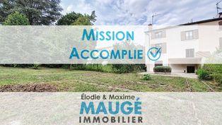 Annonce vente Maison saint-symphorien-d'ozon