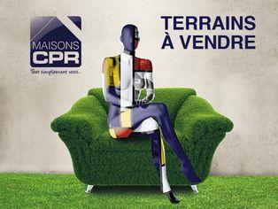 Annonce vente Terrain au calme château-renault