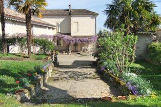 Annonce vente Maison avec terrasse gensac